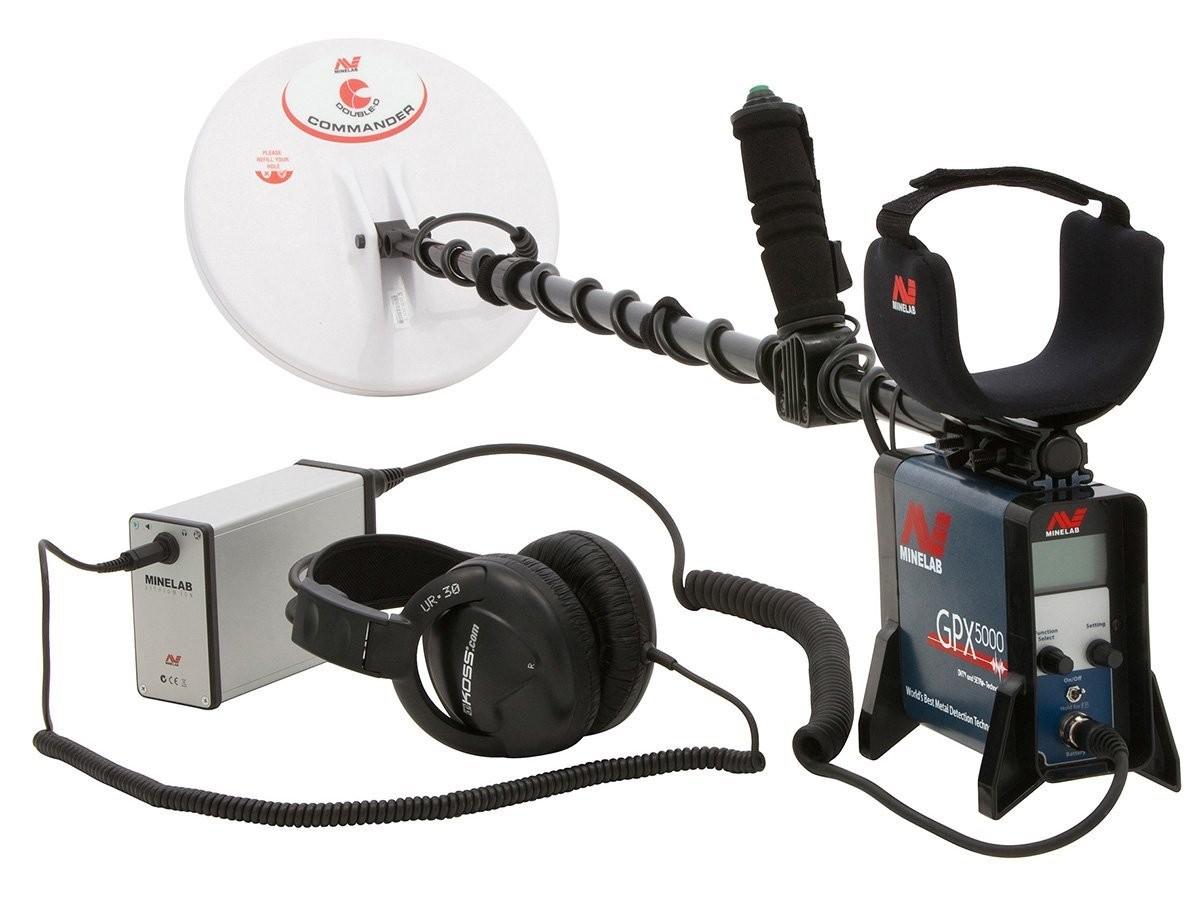 Металлоискатель Minelab GPX5000
