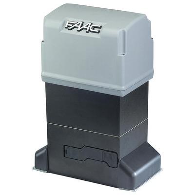 Автоматический привод для откатных ворот Faac 844R3PH