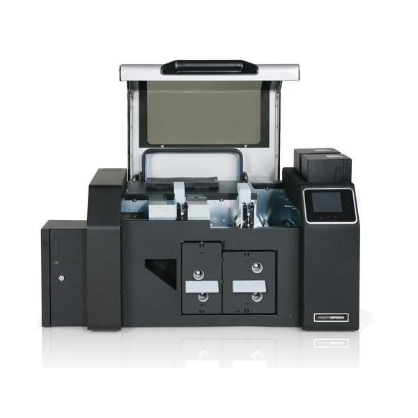 Принтер пластиковых карт Fargo HDP8500 с кодировщиком контактных смарт-карт