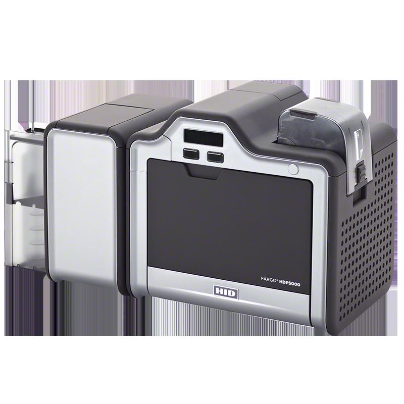 Принтер пластиковых карт Fargo HDP5000 двусторонний с кодировщиком ISO