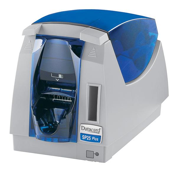 Принтер пластиковых карт Datacard SP25 PLus