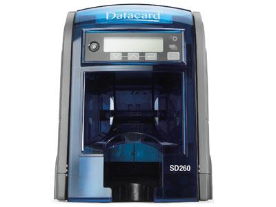 Принтер пластиковых карт Datacard SD260