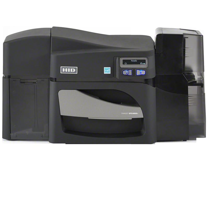 Принтер пластиковых карт Fargo DTC4500e двусторонний