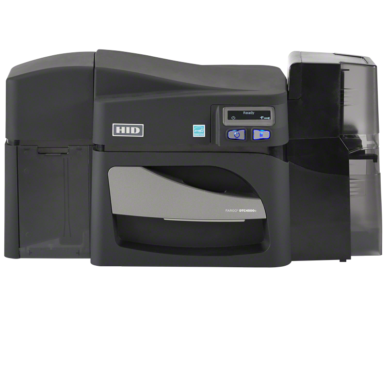 Принтер пластиковых карт Fargo DTC4500e с High-end USB WEB-камерой