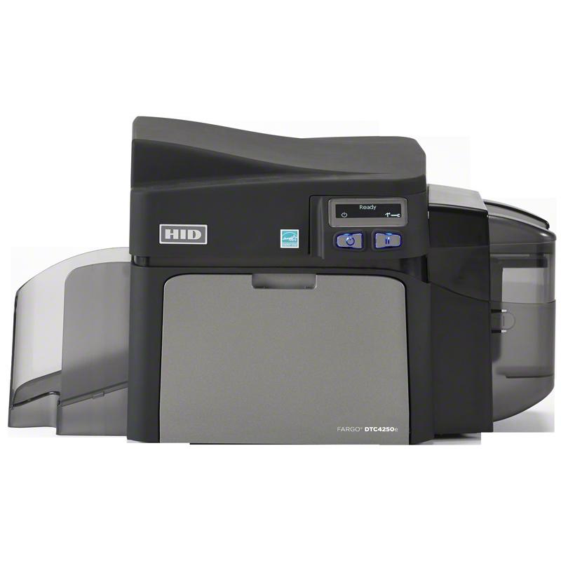 Принтер пластиковых карт Fargo DTC4250e с Ethernet