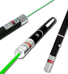 Лазерная ручка Fargo зеленая