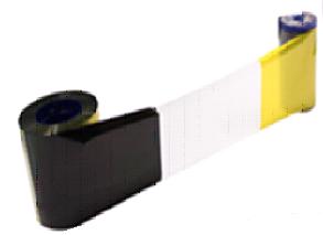 Монохромная лента Datacard GT- KT 500 отпечатков