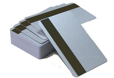 Пластиковая карта с магнитной полосой CIMage RUSS- S3458LO