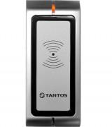 Считыватель Tantos TS-RDR-EHV-2 Metal. Чтение EM-Marine и ХИД