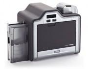 Принтер пластиковых карт Fargo HDP5000 с кодировщиком iCLASS