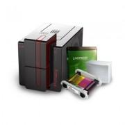 Принтер пластиковых карт Evolis Primacy Black Edition