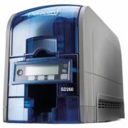 Принтер пластиковых карт Datacard SD260 с ручной подачей карт