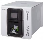 Принтер пластиковых карт Evolis Zenius с интерфейсом USB