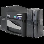 Принтер пластиковых карт Fargo DTC4500e с лотком на 100 карт, USB и Ethernet