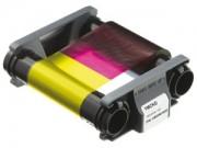 Полноцветная лента Evolis YMCKO 100 отпечатков