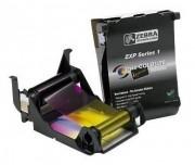 Полноцветная полупанельная лента Zebra YMCKO 400 отпечатков