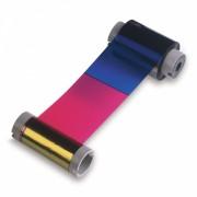 Полноцветная лента Fargo YMCKO 250 отпечатков