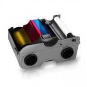 Полноцветная лента Fargo YMCKOK 200 отпечатков