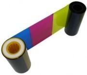 Полноцветная лента EDIsecure YMCKK 750 отпечатков