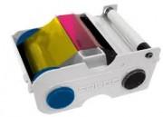 Полноцветная лента Fargo YMCIKH 450 отпечатков