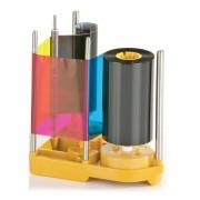 Полноцветная лента Magicard YMCKK 750 отпечатков